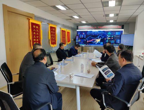 宁夏自治区人大、市场监管厅领导考察新再灵宁夏公司